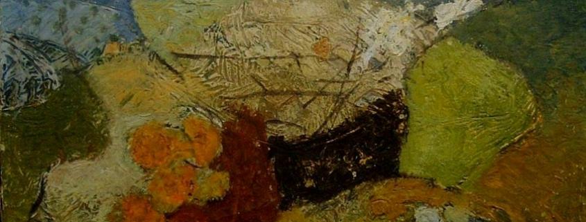 El Paular. Óleo sobre lienzo. Colección particular.