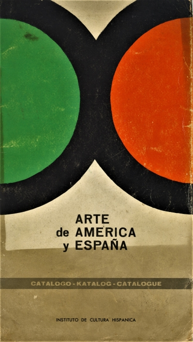 Arte de España y América/1964.Exposición colectiva Enrique Gran