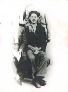 Infancia en Peñacastillo, Santander