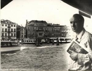 Representando nuevamente a España en la Bienal de Venecia. 1962