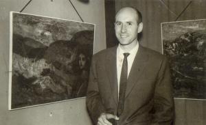 Exposición en la Sala Minerva del Círculo de Bellas Artes de Madrid ,1959.