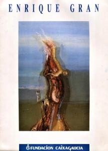 Enrique Gran/1990.Exposición individual Enrique Gran