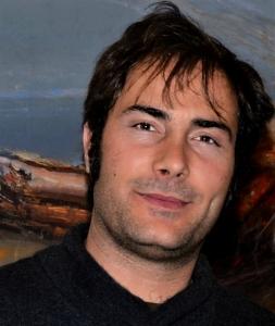 """Marcos Fdez. Aldaco. Director del documental sobre la figura y el legado de Enrique Gran, """"En los brazos de la luz"""", 2012."""