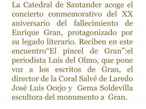 """Tercera entrega de """"El pincel de Gran""""."""